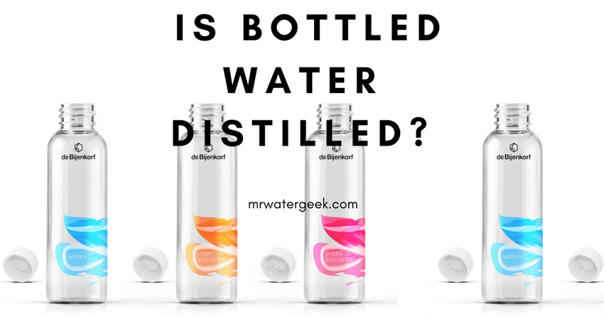 Drinking Distilled Water Problems ~ Is bottled water distilled here what you need to know
