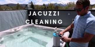 Here is How to Clean a Jacuzzi The QUICK and EASY Way