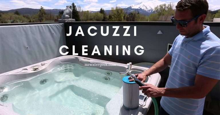 How to Clean a Jacuzzi (Do NOT Do Anything Until You Read This)