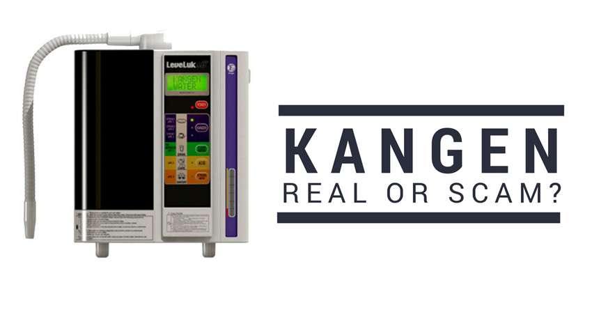 Kangen Alkaline Water Brands Review