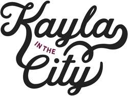 Kayla In The City Logo