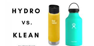 Klean Kanteen vs Hydro Flask
