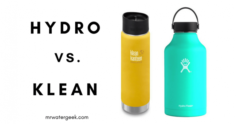Do *NOT* Buy Until You Read This Klean Kanteen vs Hydro Flask Review