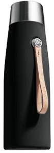 LIvana Black Water Bottle