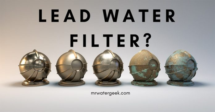Lead Water Filter Whole House - Here Is The BEST Water Filter For Lead Removal?