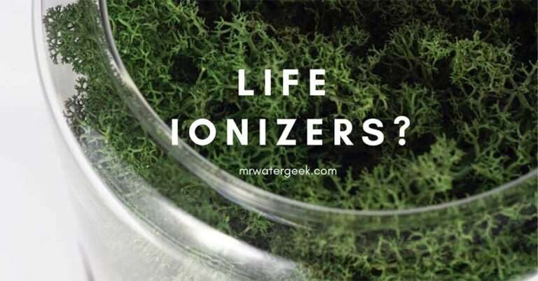 Do NOT Buy Until You Read My Review of Life ionizers
