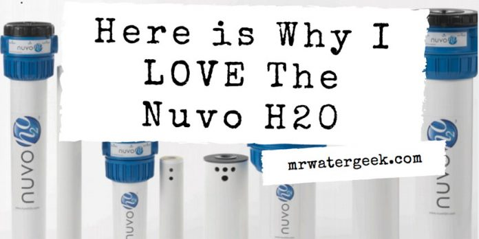 Here is Why I LOVE The Nuvo h2O