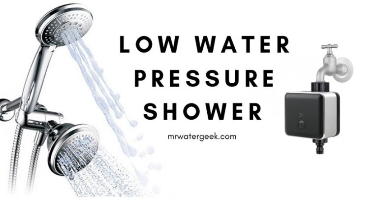 Do *NOT* Buy A Low Pressure Shower Head Until You Read This