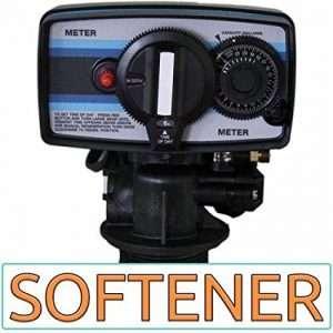 Metered Manual Water Softener