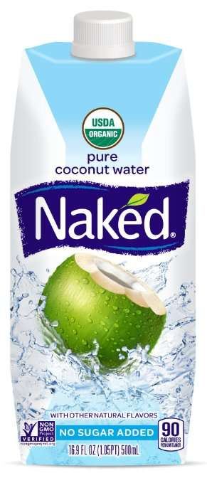 Naked Coconut Water