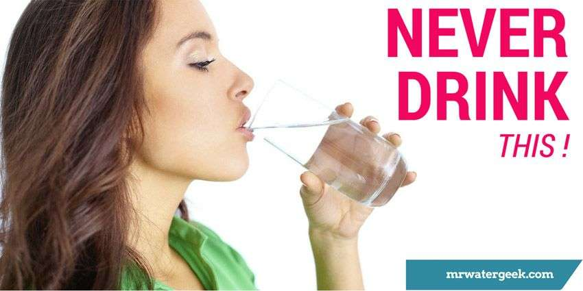 What is Soft Water and Why You Should NEVER Drink it!