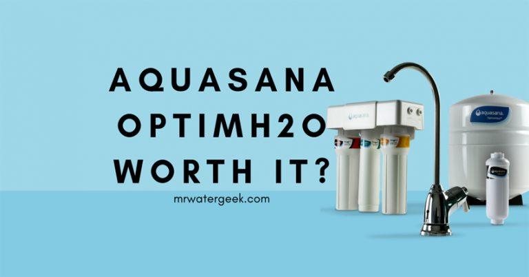 Do *NOT* Buy Until You Read This Aquasana Optimh2O Review