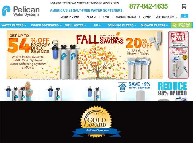 Pelican Water Systems Best Water Blogs