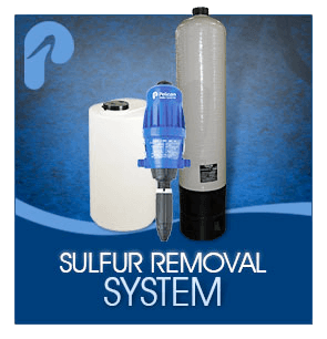 Pelican PC-CHLR20 Sulfur Filter System