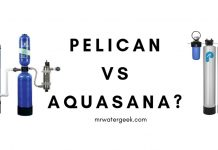 Pelican vs Aquasana: Both Models Compared, Which Is BEST?