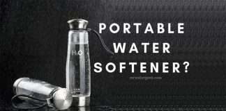 Here is How The Portable Water Softener SAVES You MONEY