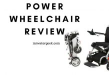 Power Wheelchair Review