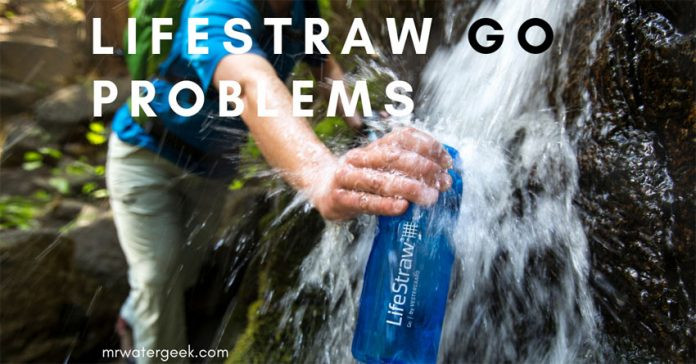 3 Big Problems with The Lifestraw Go
