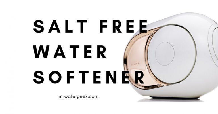 Salt Free Water Softener Consumer Reports *BRUTALLY Honest*