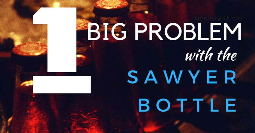 The Flaw You MUST Know Before You Buy The Sawyer Bottle