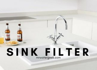 The BEST Sink Water Filter and WORST Details You Must Know