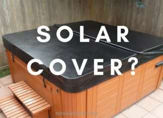 Here is Why A Floating Spa Cover Makes The BEST Solar Hot Tub Cover