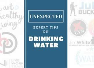 Some Unexpected Expert Tips On How To Drink Water