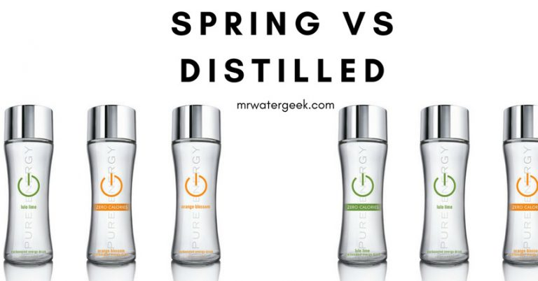 Spring Water vs Distilled Water: Which is the Healthiest?