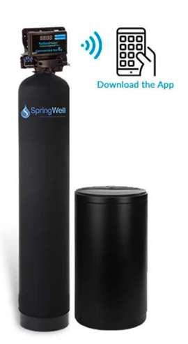 SpringWell Softener