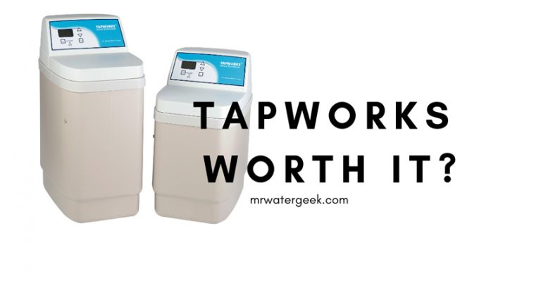 Do *NOT* Buy Until You Read This Tapworks Softener Review