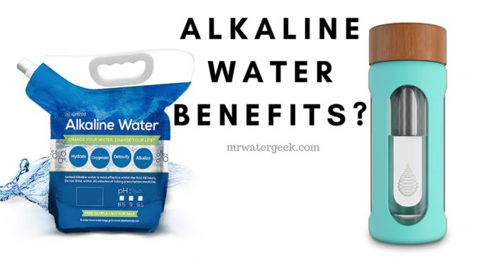 6 SOLID Reasons Why The Alkaline Water Benefit Is REAL