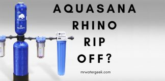 Aquasana Rhino EQ 1000 Review