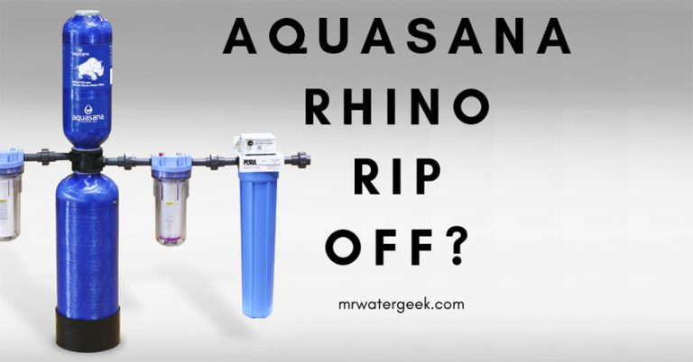 Do NOT Buy Before Reading My HONEST Aquasana Rhino Review