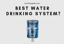 COMPLAINTS About The BEST Drinking Water Filter System