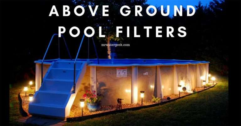 Do NOT Buy Above Ground Pool Filters Until You Read This!