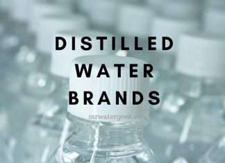 Distilled Water Brands