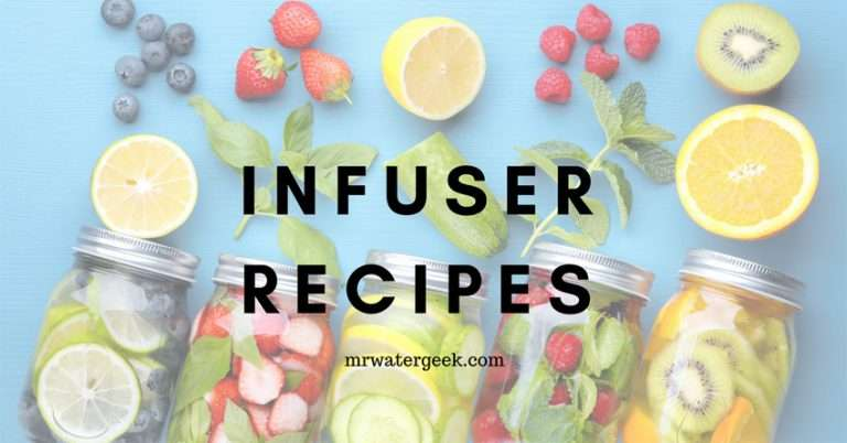 DUMB MISTAKES To AVOID With Fruit Infuser Water Bottle Recipes