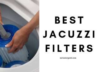 Everything BAD & Good About The Best Jacuzzi Filter Cartridges You Can Buy Today