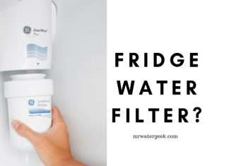 Here is What You MUST Know About Refrigerator Water Filters