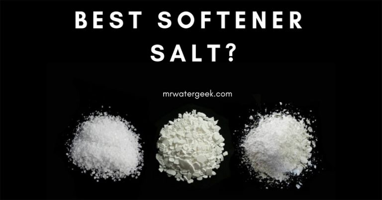 Do *NOT* Buy Salt Tablets (For Water Softener) Until You Read This