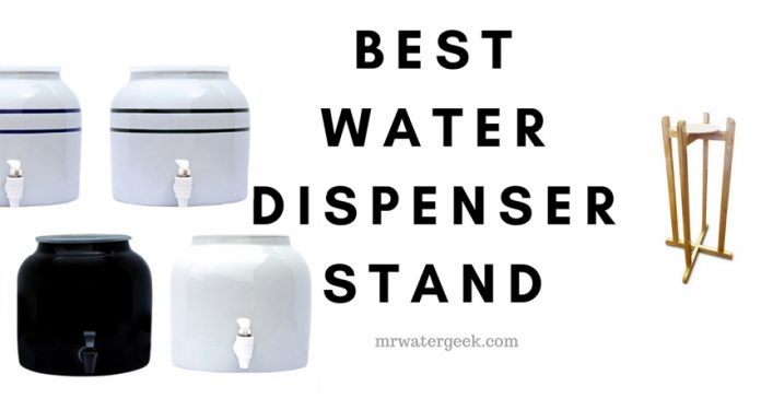 The Best Water Dispenser Stand