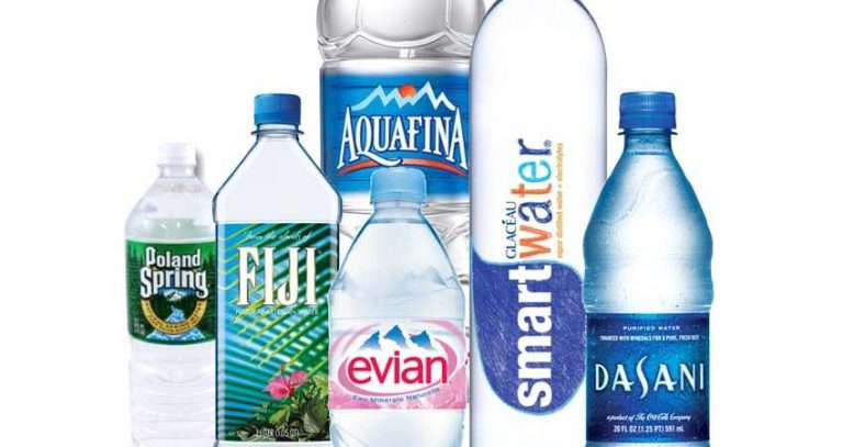 8 Best Bottled Water And Why They're ALL BAD For You