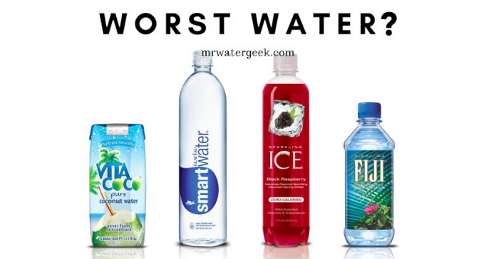 The WORST Bottled Water (and What You Can Do About It)