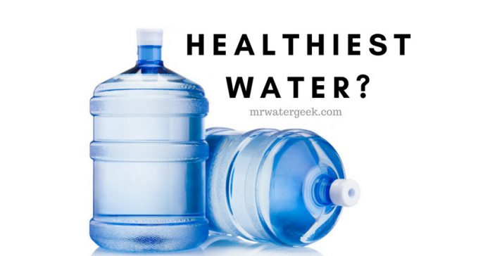 Distilled vs. Mineral vs. Purified: Which Is The Healthiest Water To Drink?