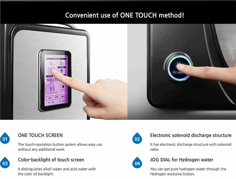 Tyent Hybrid Touchscreen