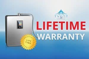 Tyent Lifetime Warranty