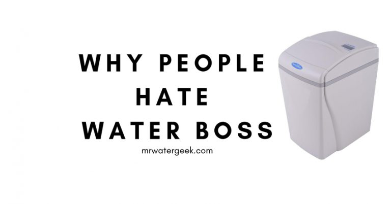 Do NOT Buy Until You Read This Water Boss Review