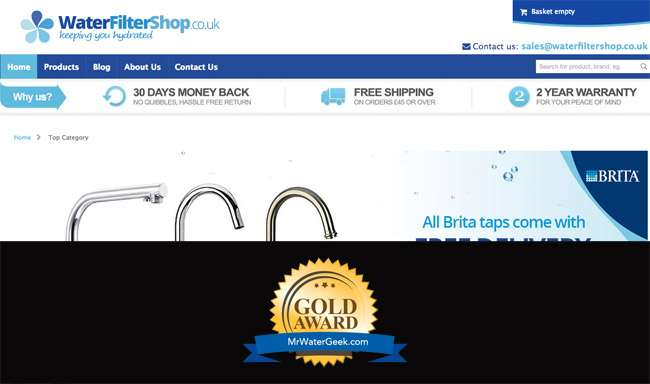 Water Filter Shop Top Water Blogs