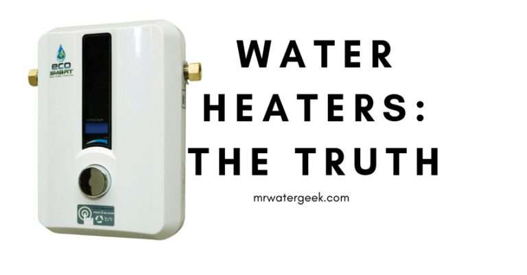 Do NOT Buy Until You Read These Water Heater Reviews