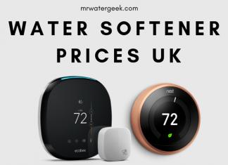 Water Softener Prices UK